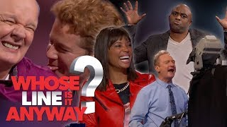 The Weirdest Newscasters | Whose Line Is It Anyway?
