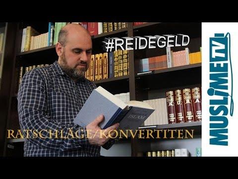 """#REIDEGELDs """"Ratschläge für Konvertiten"""""""