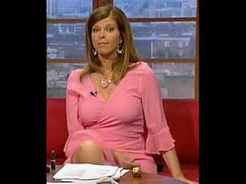 Kate garraway nipples upskirt
