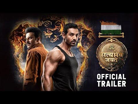Official Trailer: Satyameva Jayate - John Abraham - Manoj Bajpayee - Milap Milan Zaveri