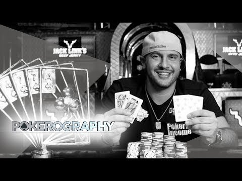 Pokerography presenta la storia di 'The Grinder' Mizrachi