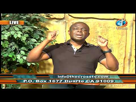 Anointing with Apostle Vincent Akosah 03-02-2020