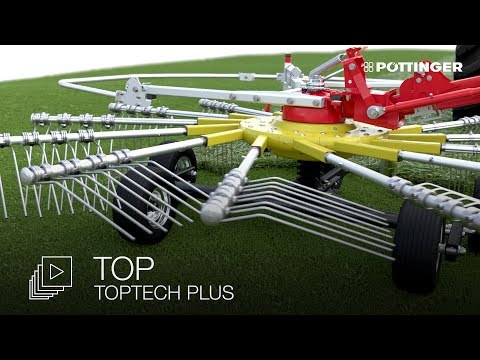 Ny animation: TOPTECH PLUS rotorenhed