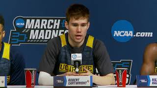 Press Conference: UC Irvine Second Round Preview