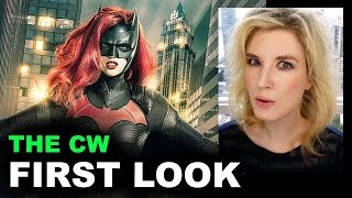 Batwoman CW First Look - Ruby Rose Costume