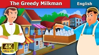 The Greedy Milkman Story in English | Bedtime Stories | English Fairy Tales