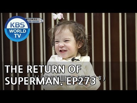 The Return of Superman |슈퍼맨이 돌아왔다-Ep273 The Most Beautiful Thoughts Are for You[ENG/IND/2019.04.21]