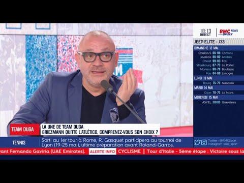 Fred Hermel explique pourquoi Griezmann pourrait ne pas signer au Barça
