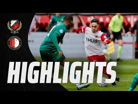 HIGHLIGHTS | FC Utrecht - Feyenoord