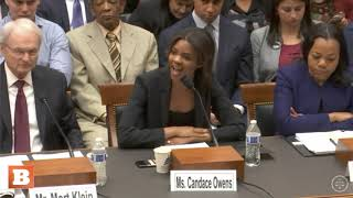Candace Owens: 'There Is No Skin Color In Patriotism'