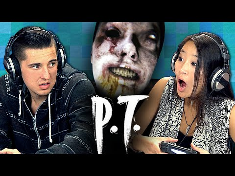 Kids Teens React To Five Nights At Freddy S Part 1