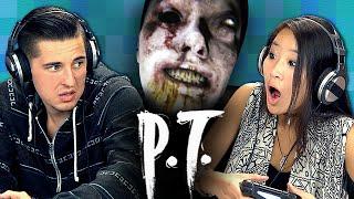 P.T. [PART 1] - Silent Hills (Teens React: Gaming)