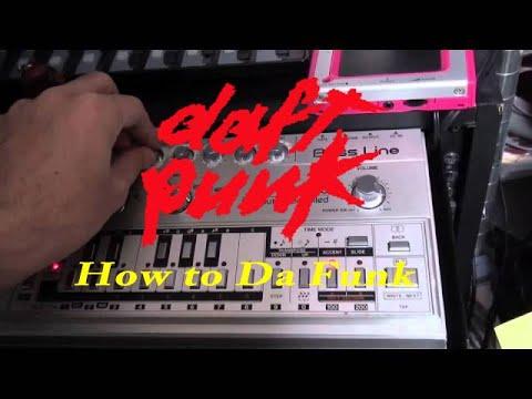TB 303 How to program Da Funk
