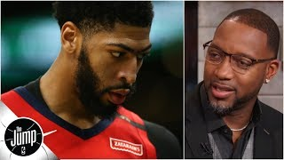 Celtics, not Lakers, have what it takes to trade for Anthony Davis - Tracy McGrady | The Jump