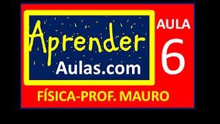 F�SICA - AULA 6 - PARTE 2 - MOVIMENTO VERTICAL