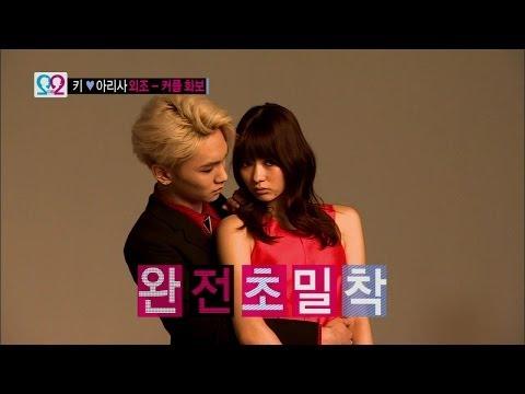 【TVPP】Key(SHINee) - Couple Photo Shot, 키(샤이니) - 커플 화보 촬영 @ We Got Married