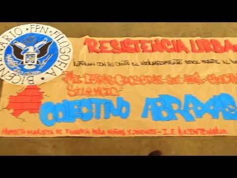 Digo lo que Pienso - Calle 13 Cover By Resistencia Urbana - FpN&J 2016