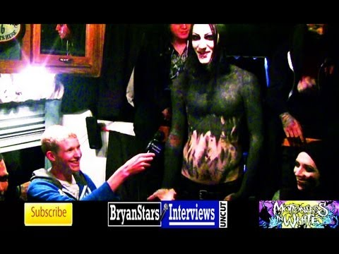 Baixar Motionless In White Interview #2 UNCUT Fearless Friends Tour 2012
