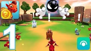 Dragon Land - Gameplay Walkthrough Part 1 - Episode 1 (iOS, Android)