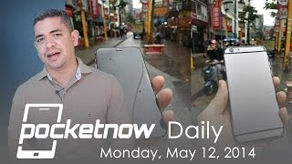 iPhone 6 waterproof design, Galaxy S5 Shipments, Moto event & more – Pocketnow Daily