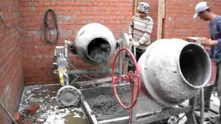 0963123900-Mua bán máy trộn bê tông, may tron be tong, may tron vua 350l,động cơ điện 2.2kw/220v