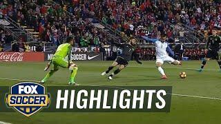 USA vs. Mexico | 2016 World Cup Qualifier | FOX SOCCER