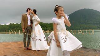 Huy Khánh & Mạc Anh Thư đã được sự đồng ý của Cát. Ba Mẹ cưới nhau đi [CƯỚI ĐI CHỜ CHI]