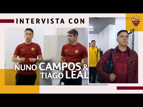 VIDEO - Nuno Campos e Tiago Leal: