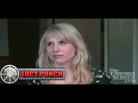 Lucy Punch Exclusive Interview for the movie Bad Teacher - YouTube
