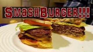 Smashburger on the Griddle!