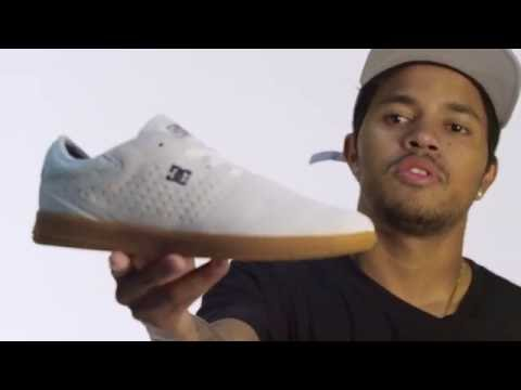 DC SHOES: FELIPE GUSTAVO TALKS TECH WITH THE NEW JACK S