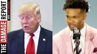 Trump Ignores Black Athlete To Congratulate White One