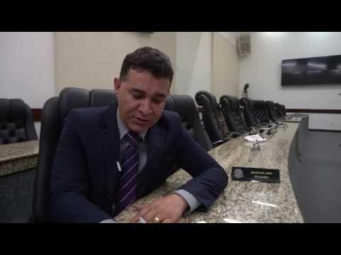 Entrevista com o vereador Marcos Lima- PATRIOTA