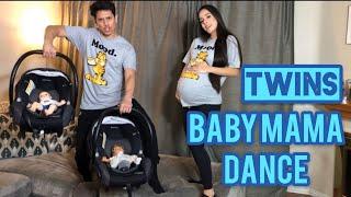 TWINS BABY MAMA DANCE! (37 weeks)