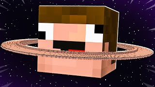 I Found a NOOB Only Planet in Minecraft!