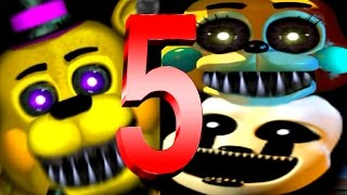 World of Jumpscares 5