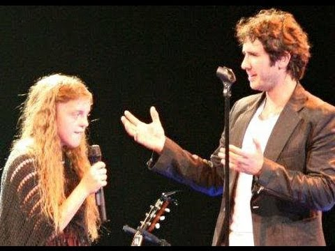 Josh Groban Surprise Duet Shocks 14 year old Audience Member Anastasia Lee