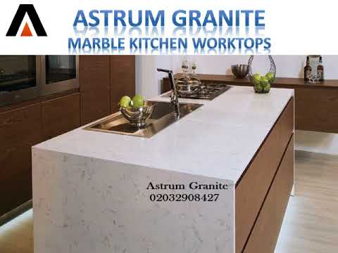 Best Marble Kitchen Worktop in London UK - Astrum Granite