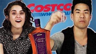 Costco Liquor Vs. Brand-Name Liquor Blind Taste Test