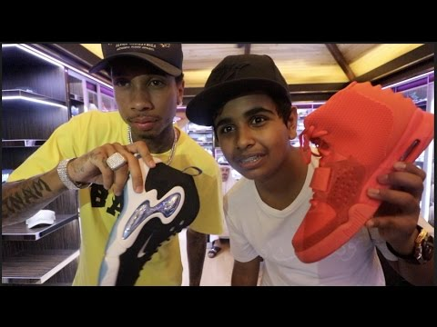 SNEAKER TALK WITH TYGA AND MEEK MILL