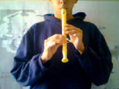 La Comarca - ESDLA - flauta dulce - (The Shire - LOTR)
