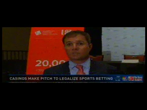NBC St. Louis: Casinos Make Pitch to Legalize Sports Betting