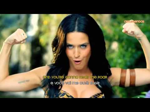 Baixar Katy Perry ROAR MusicVideo Legendado / LYRICS