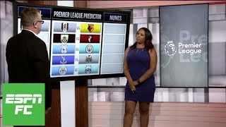 Premier League Predictor Week 6: Liverpool, Chelsea look to stay perfect | ESPN FC