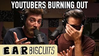 How Do We Deal With YouTube Burnout?