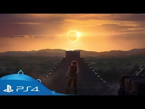 Shadow of the Tomb Raider | Förhandstrailer | PS4