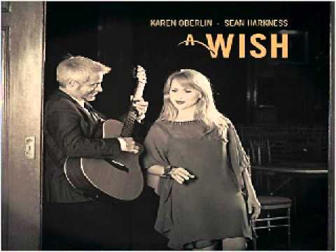 Karen Oberlin And Sean Harkness - A Wish online metal music video by KAREN OBERLIN
