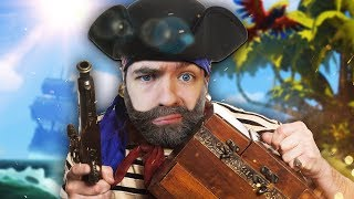 IT'S A PIRATE'S LIFE FOR US! | Sea Of Thieves #1 w/Robin