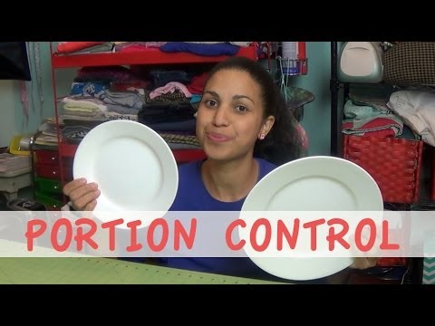 Weight Loss Wednesday- Episode #4: Portion Control - Smashpipe Food