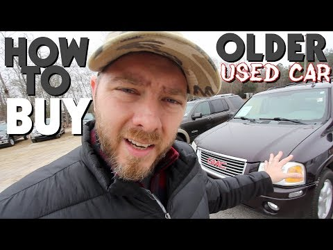 🚗 How to Buy a OLDER USED Car - Tips from a Ex Used Car Salesman